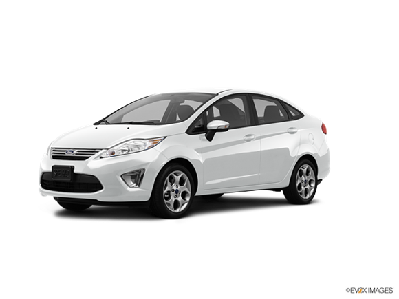 2012 Ford Fiesta SEL  Photo