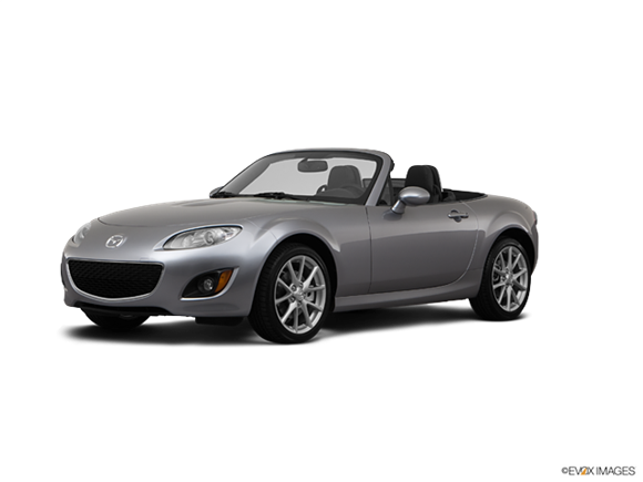 2012 Mazda Miata MX-5 Touring  Photo