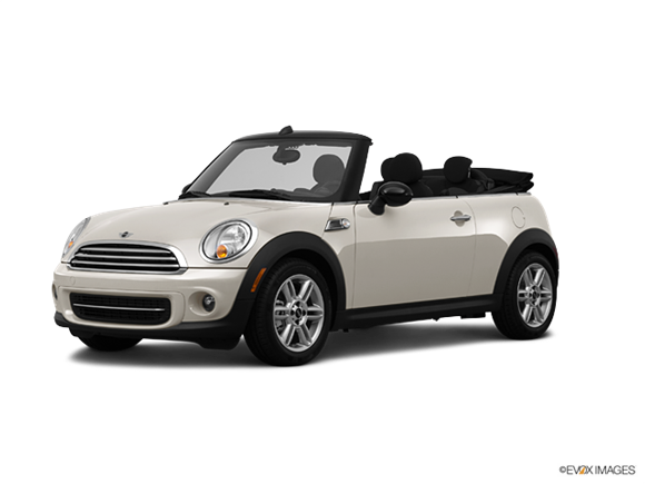 2012 MINI Cooper Convertible S  Photo