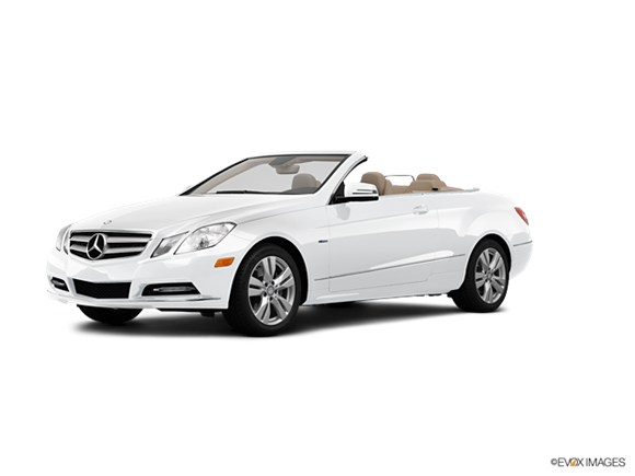 2012 Mercedes-Benz E-Class E550 Cabriolet Photo