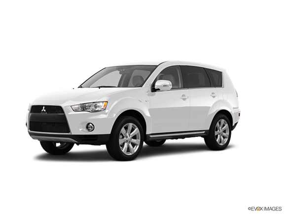 2012 Mitsubishi Outlander GT  Photo