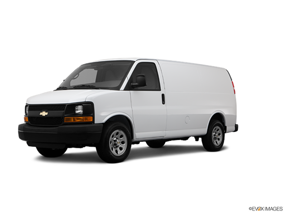 2012 Chevrolet Express 1500 Cargo  Photo