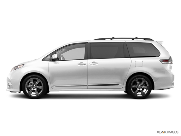 2012 Toyota Sienna XLE  Photo