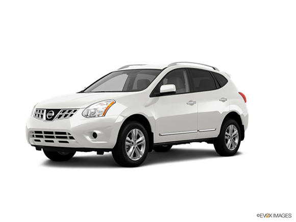 2012 Nissan Rogue SV  Photo