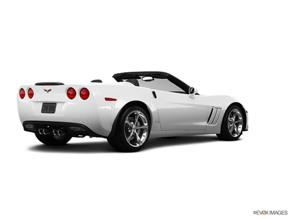 2012 Chevrolet Corvette Grand Sport  Photo