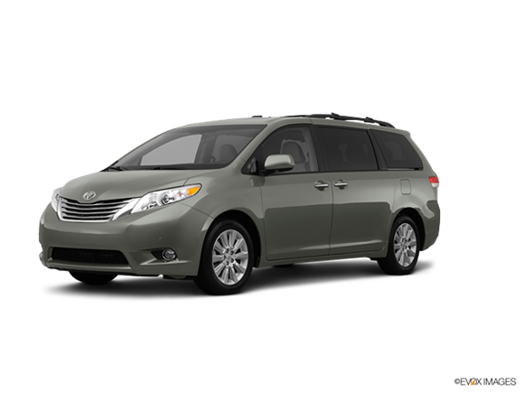 2012 Toyota Sienna Limited  Photo