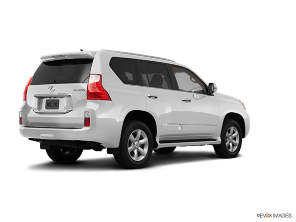2012 Lexus GX 460 Premium Photo