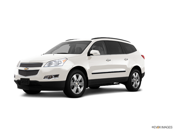 2012 Chevrolet Traverse LTZ  Photo