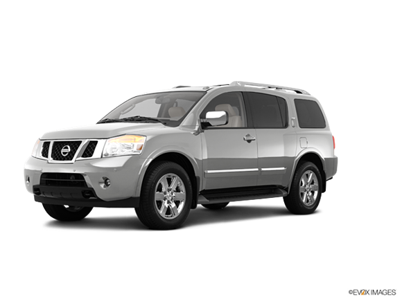 2012 Nissan Armada Platinum  Photo