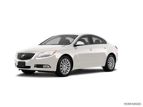 2012 Buick Regal Premium 1 Photo