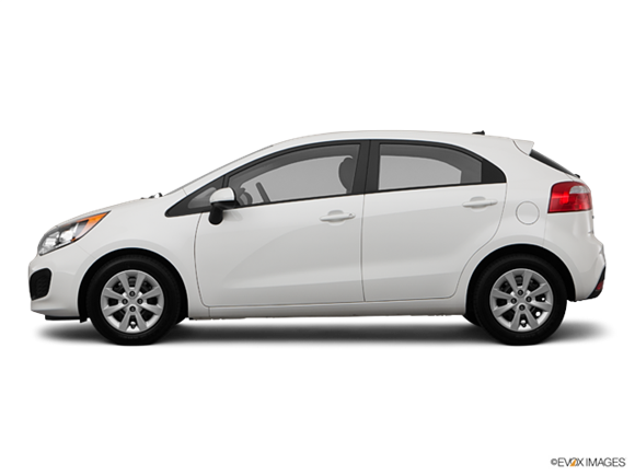 2012 Kia Rio LX  Photo