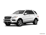 2012 Mercedes-Benz M-Class ML350 BlueTEC 4MATIC Sport Utility