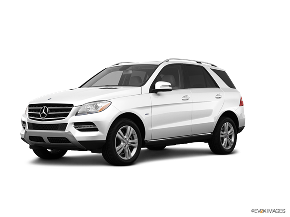 2012 Mercedes-Benz M-Class ML350 BlueTEC 4MATIC Photo