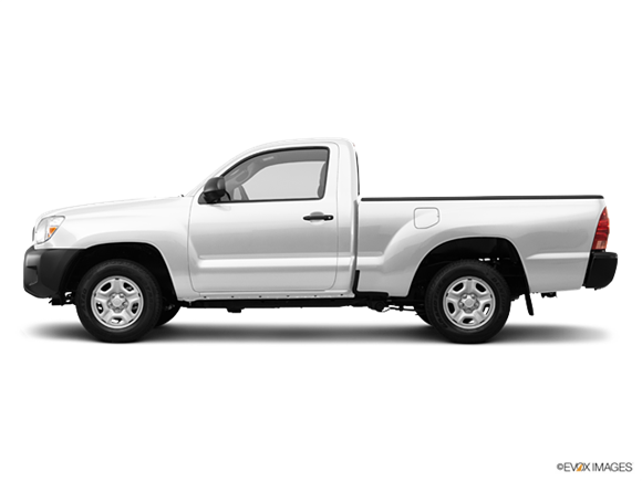 2012 Toyota Tacoma Regular Cab  Photo