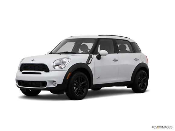 2012 MINI Cooper Countryman S ALL4 Photo