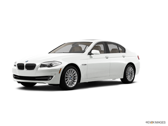 2012 BMW 5 Series 535i xDrive Photo