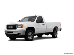 2012 GMC Sierra 2500 HD Regular Cab