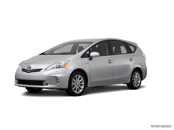 2012 Toyota Prius v Five Photo