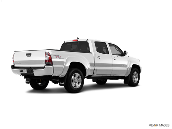 2012 Toyota Tacoma Double Cab  Photo