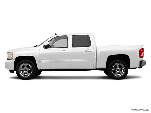 2012 Chevrolet Silverado 1500 Crew Cab LTZ  Photo