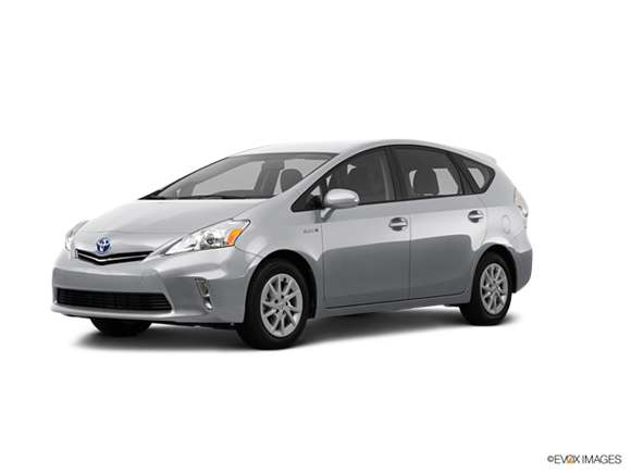 2012 Toyota Prius v Two Photo