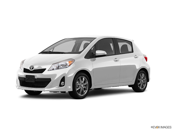 2012 Toyota Yaris SE  Photo
