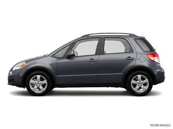 2012 Suzuki SX4 Technology Value Pkg Photo