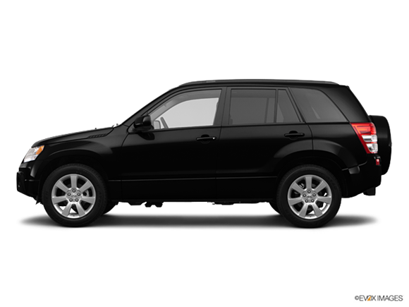 2012 Suzuki Grand Vitara Ultimate Adventure Edition Photo