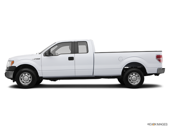 2012 Ford F150 Super Cab XL  Photo