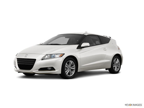 2012 Honda CR-Z EX  Photo