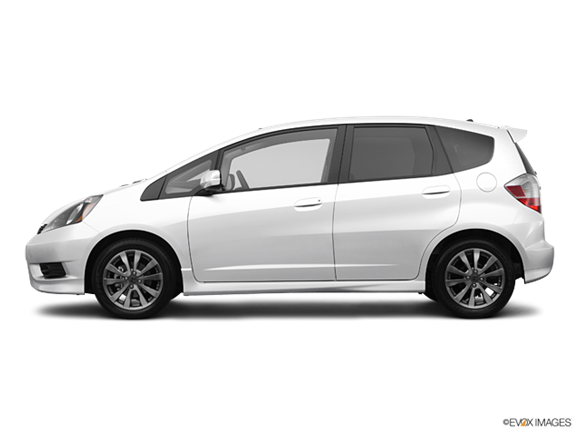 2012 Honda Fit Sport Photo