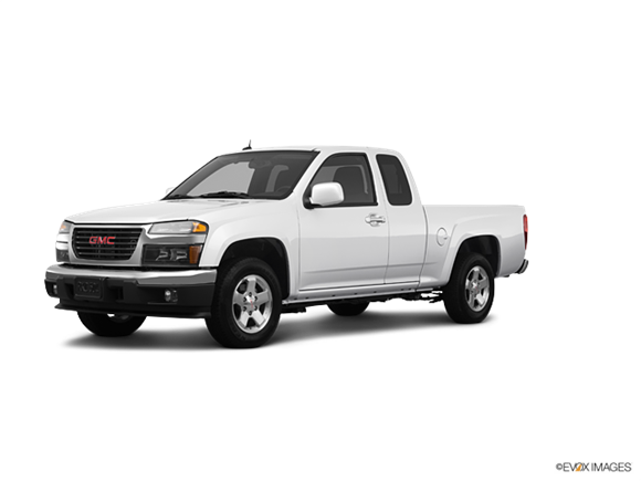 2012 GMC Canyon Extended Cab SLE  Photo