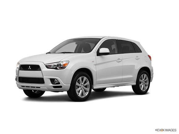 2012 Mitsubishi Outlander Sport SE  Photo