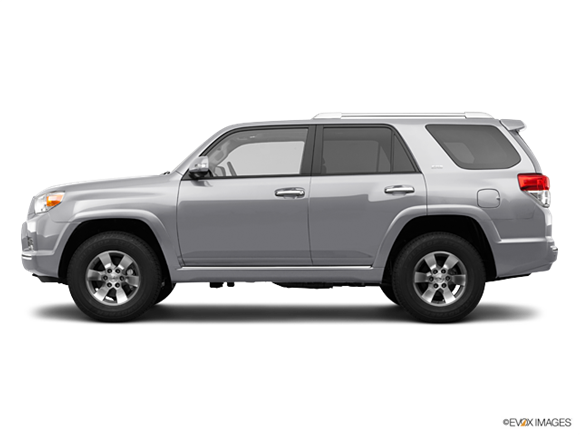 2012 Toyota 4Runner Trail  Photo
