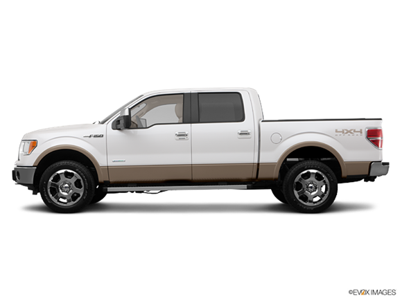 2012 Ford F150 SuperCrew Cab Lariat  Photo