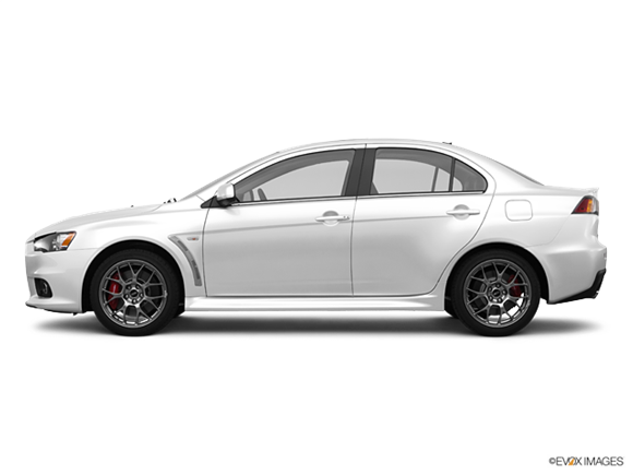 2012 Mitsubishi Lancer Evolution MR  Photo