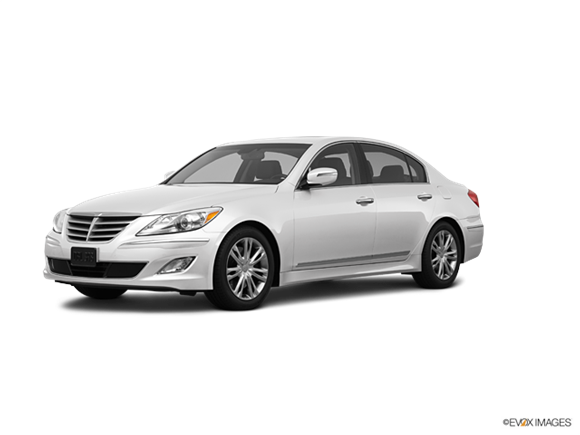 2012 Hyundai Genesis 5.0  Photo
