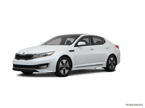 2012 Kia Optima Hybrid  Photo