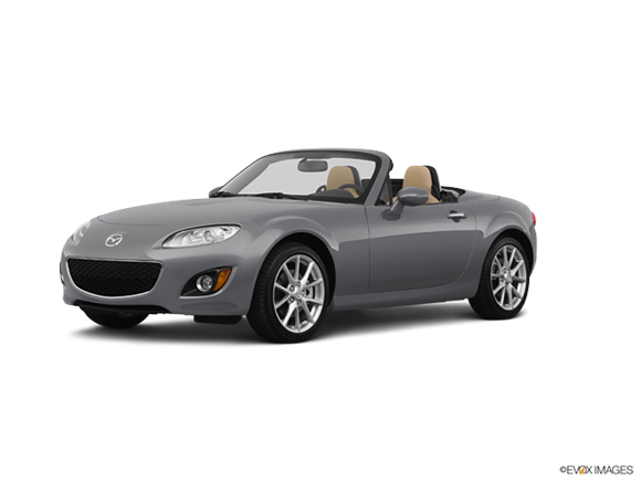 2012 Mazda Miata MX-5 Grand Touring  Photo