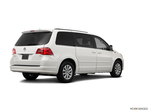 2012 Volkswagen Routan SEL Premium Photo