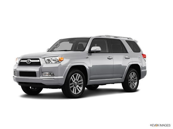 2012 Toyota 4Runner Limited  Photo