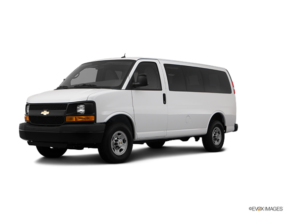 2012 Chevrolet Express 2500 Passenger LT  Photo
