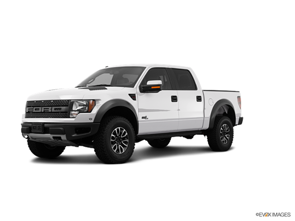 2012 Ford F150 SuperCrew Cab SVT Raptor  Photo