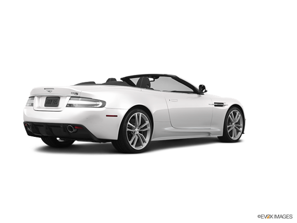 2012 Aston Martin DBS Volante  Photo