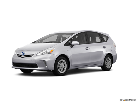 2012 Toyota Prius v Three Photo