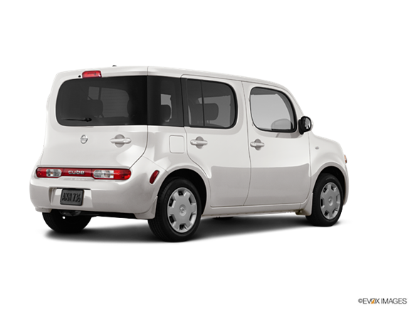 2012 Nissan cube SL  Photo
