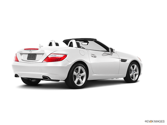 2012 Mercedes-Benz SLK-Class SLK250  Photo