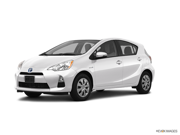 2012 Toyota Prius c Two Photo