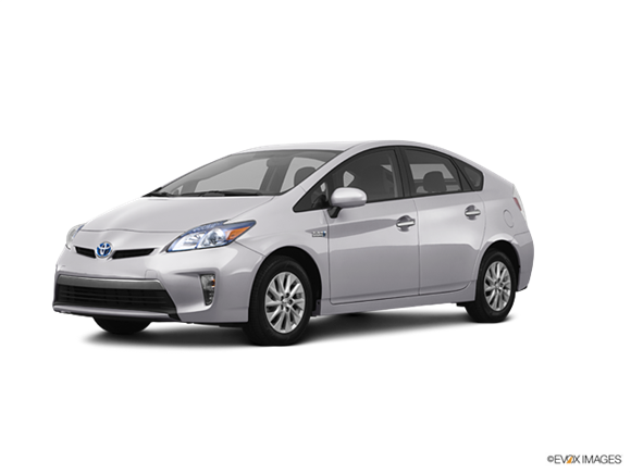 2012 Toyota Prius Plug-in Advanced Photo
