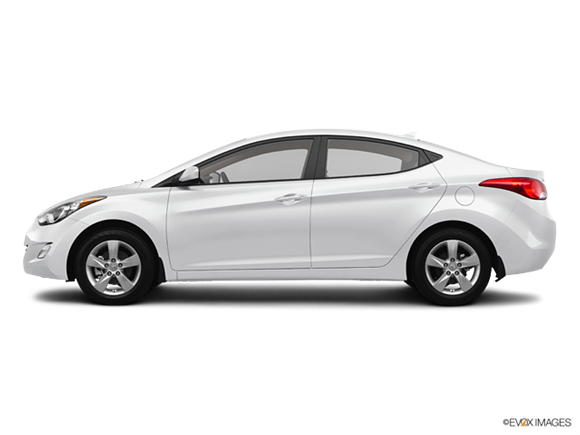 2013 Hyundai Elantra GLS  Photo